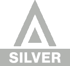 silver logo